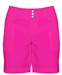 JoFit Belted Golf Short Raspberry