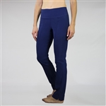 JoFit Slimmer Golf Pant Blue Depth