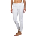 JoFit Slimmer Cropped Pant - White