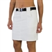 JoFit Belted Golf Skort - White