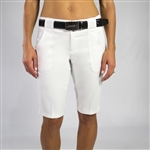 JoFit Belted Bermuda Golf Short White