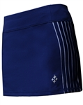 JoFit Rally Tennis Skort - Blue Depth