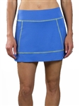 JoFit Pearl Tennis Skort - French Blue