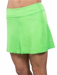 JoFit Swing Tennis Skort - Grass Green