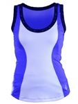 Jofit Chaser Tank - Periwinkle