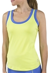 JoFit Modified Chaser Tank - Green Apple