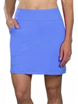 Jofit Jacquard Mina Golf Skort French Blue