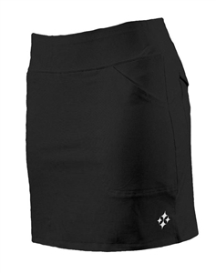 JoFit Tina Golf Skort Black