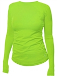 Jofit UV Long Sleeve Top Neon