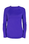 Jofit UV Protection Long Sleeve Top - New Violet