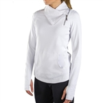 JoFit Lifestyle Jumper Jacket White