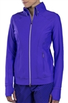 JoFit Dynamic Activewear Jacket - New Violet