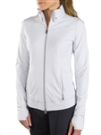 JoFit Dynamic Activewear Jacket - White