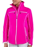JoFit Tech Jacket - Fluorescent Pink