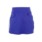 Garb Jodi Pleated Golf Skort - Blue
