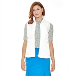 Lizzie Driver Hold On Quilted Vest