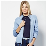 Lizzie Driver Ambition Sweater - Blue