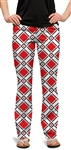 Loudmouth Golf Pant Danger