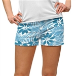 Loudmouth Golf Mini Short Hans & Fronds