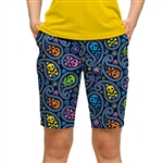 Loudmouth Golf Short Jolly Roger