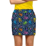 Loudmouth Golf Skort Jolly Roger