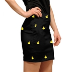 Loudmouth Golf Skort Rubber Duckies