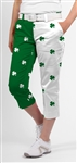 Loudmouth Golf Capri Shamrocks II