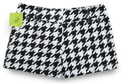 Loudmouth Golf Ladies Short Shorts Oakmont