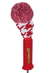 Loudmouth Driver Headcover - Red Tooth
