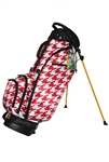 Loudmouth Golf Bag Red Tooth