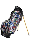Loudmouth Golf Bag Crak