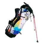 Loudmouth Golf Drop Cloth Stand Bag