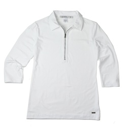 Lija Moment 3/4 Sleeve Polo