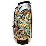 Molhimawk Loudmouth Golf Cart Bag Shagadelic
