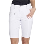 GG Blue Bogey Golf Short - White
