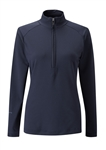 PING Carmel 1/2 Zip Stretch Pullover - Navy
