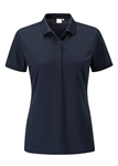 PING Faraday Short Sleeve Golf Polo - Navy