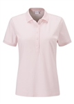PING Faraday Short Sleeve Golf Polo - Pretty In Pink