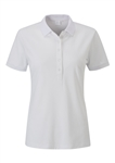 PING Faraday Short Sleeve Golf Polo - White