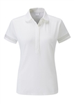PING Mila Short Sleeve Golf Polo - White