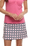 Golftini Performance Golf Skort - Optimistic