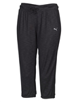 Puma Loose Cuff Fitness Capri Black