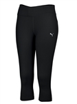 Puma Essentials 3/4 Fitness Tight Black
