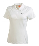 Puma Women's Duo Swing Polo White