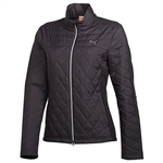 Puma Women's Stretch Filled Qulited Golf Jacket