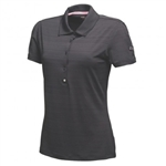 Puma Women's Barcode Polo Cresting Golf Shirt