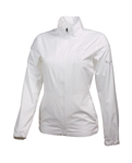 Puma Women's Full Zip Wind Jacket White