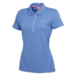 Puma Women's Tech Golf Polo Ultramarine