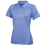Puma Women's Titan Tour Golf Polo - Ultramarine