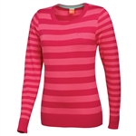 Puma Women's Novelty Stripe Sweater